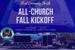church fundraiser