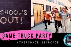 Schools-Out-Game-Truck-Party-Hyperspace-Starcade
