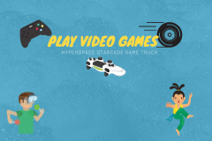 Video-Game-Party-Game-Truck