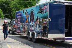rochesterfest video game truck